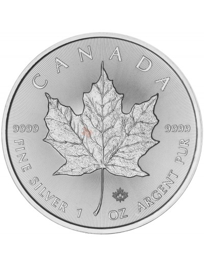 2016 Canadian Silver Maple Leaf Coin