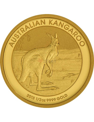 1/2 oz Australian Gold Kangaroos (Any Year)