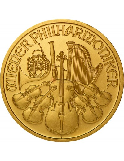 Austrian Gold Philharmonic Coin (Any Year)