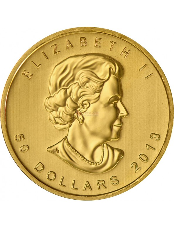Buy Canadian Maple Leaf Gold Coin (Any Year)