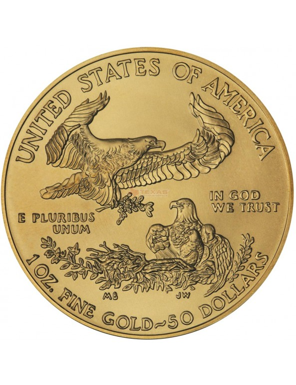 Buy 2017 American Gold Eagle Coin