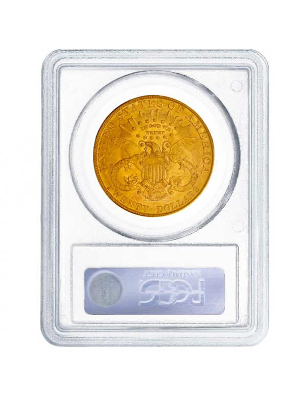 Buy $20 Liberty Gold Double Eagle - MS-63 PCGS/NGC (Dates Our Choice)