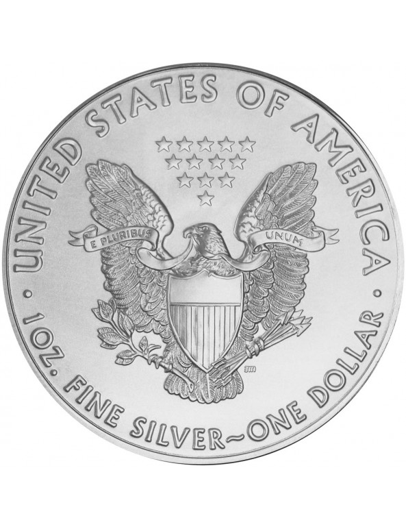 Buy 2017 American Silver Eagle Coin with Custom Box
