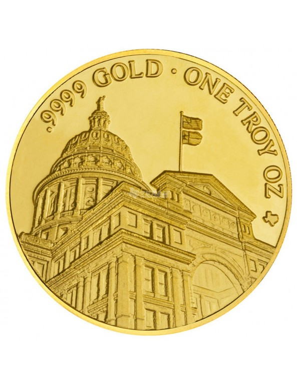 Buy 2018 Texas Gold Round *Box of 10*