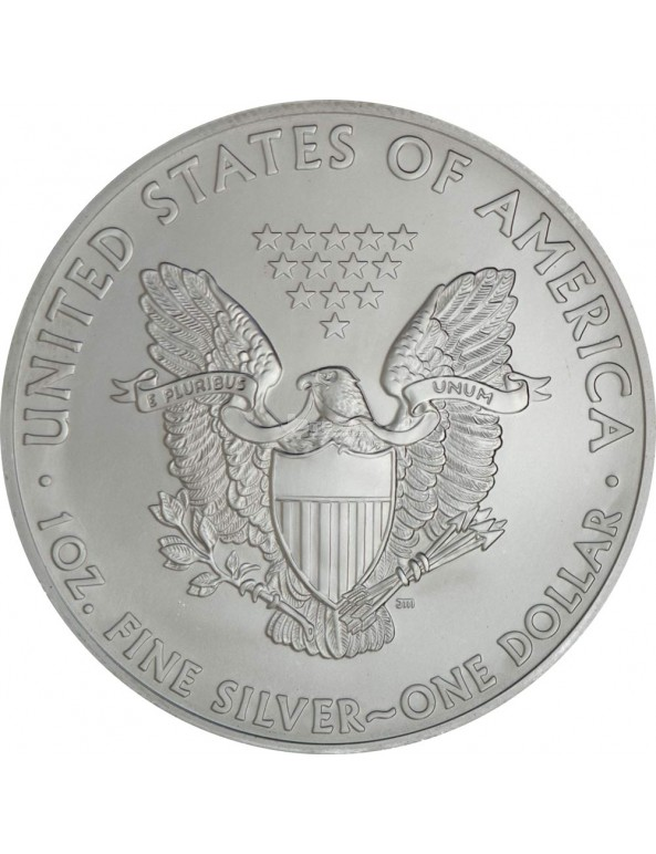 Buy American Silver Eagle Coin (Any Year)