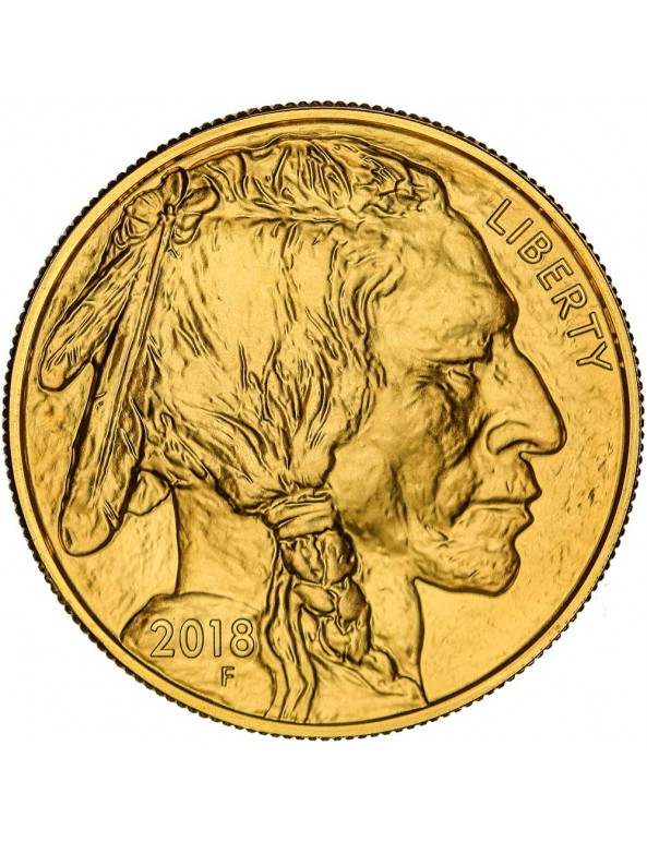 Buy 2018 American Buffalo Gold Coin *Tube of 20*