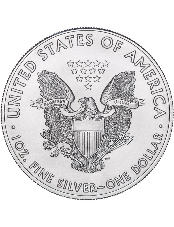 Buy 2019 American Silver Eagle Coin *Tube of 20*