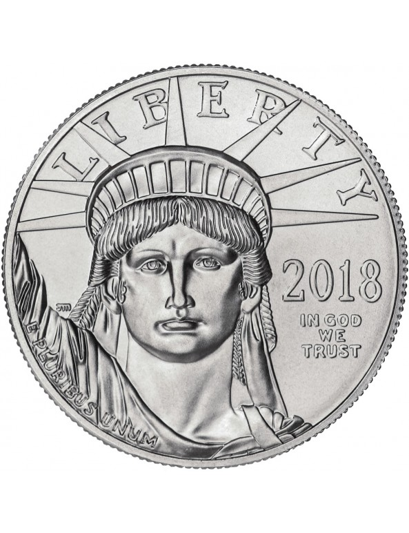 Buy 2018 American Platinum Eagle Coin