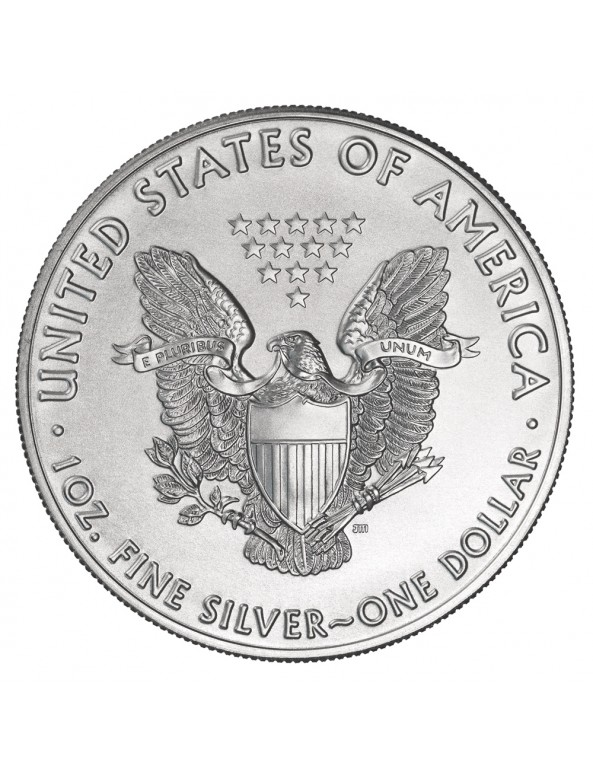 Buy 2019 American Silver Eagle Coin