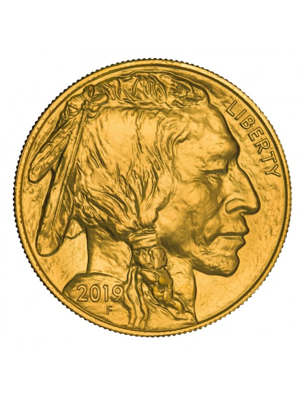 Buy 2019 American Buffalo Gold Coin *Tube of 20*