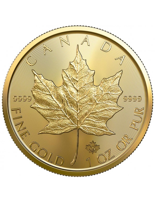 Buy 2019 Canadian Maple Leaf Gold Coin