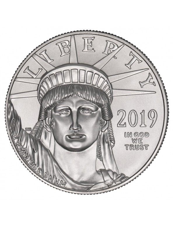 Buy 2019 American Platinum Eagle Coin