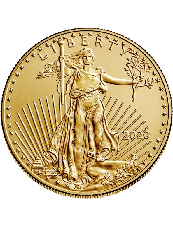 Buy 2020 American Gold Eagle Coin