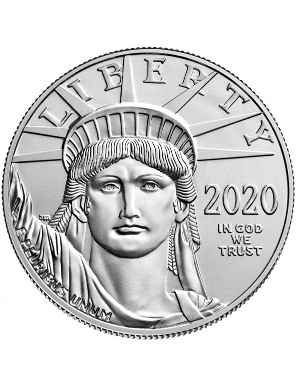 Buy 2020 American Platinum Eagle Coin