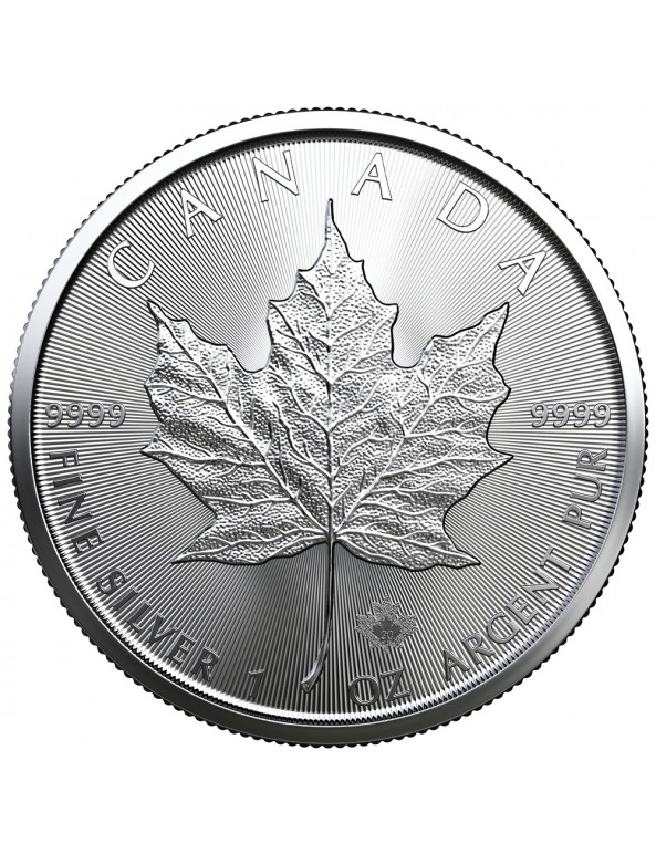 Buy 2020 Canadian Silver Maple Leaf Coin