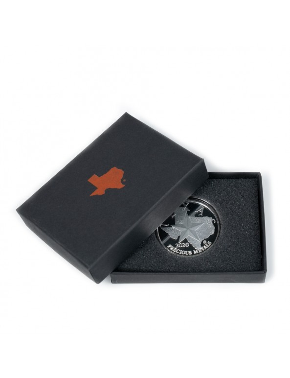 Buy 2020 Texas Silver Round with Custom Box