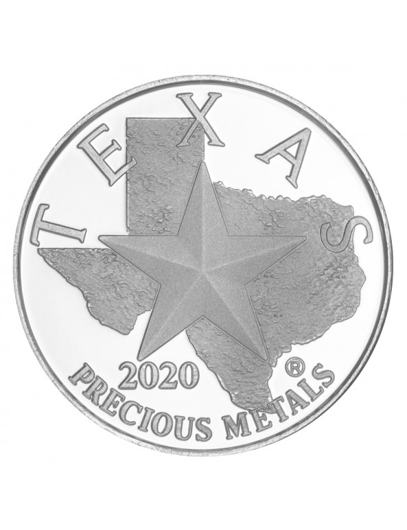 Buy 2020 Texas Silver Round Monster Box (SEALED)