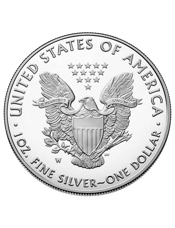 Buy 2021 American Silver Eagle Monster Box (SEALED)