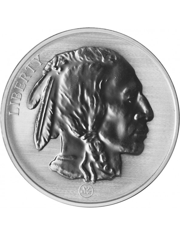 Buy Buffalo Round - Reverse Proof