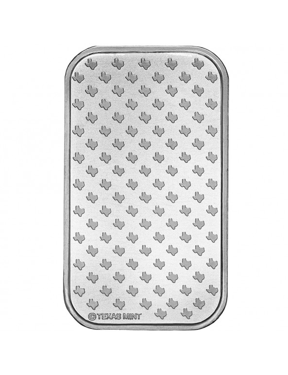 Buy 1 oz Texas Silver Bar