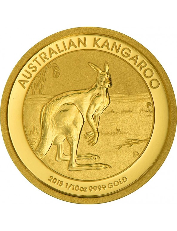 Buy 1/10 oz Australian Gold Kangaroos (Any Year)