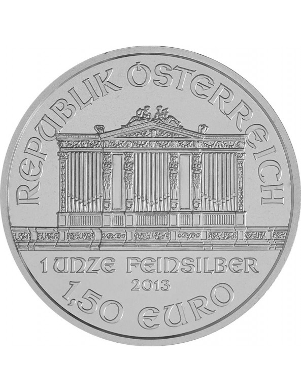 Buy Austrian Silver Philharmonic Coin (Any Year) *Tube of 20*