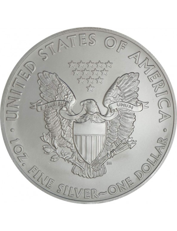 Buy American Silver Eagle Coin (Any Year) *Tube of 20*