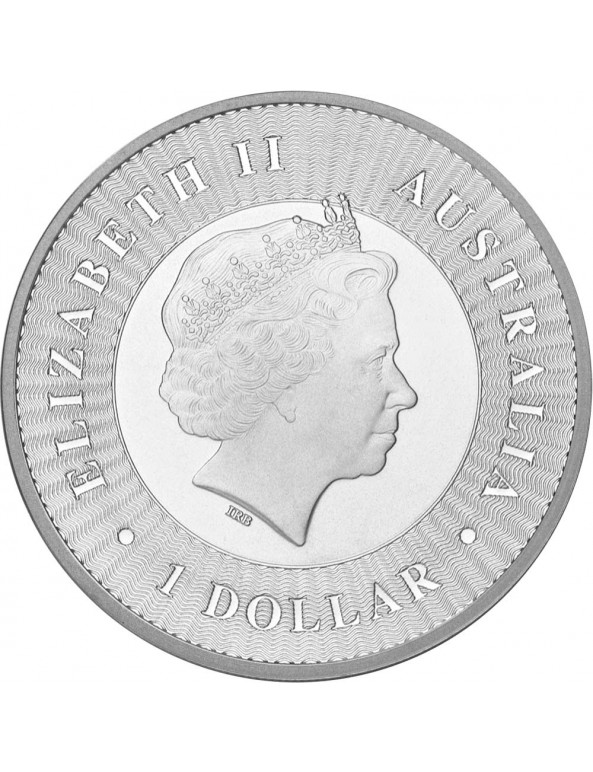 Buy Perth Mint Silver Kangaroo (Any Year)