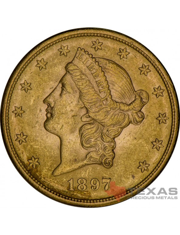 Buy $20 Liberty Gold Double Eagle - XF (Dates Our Choice)