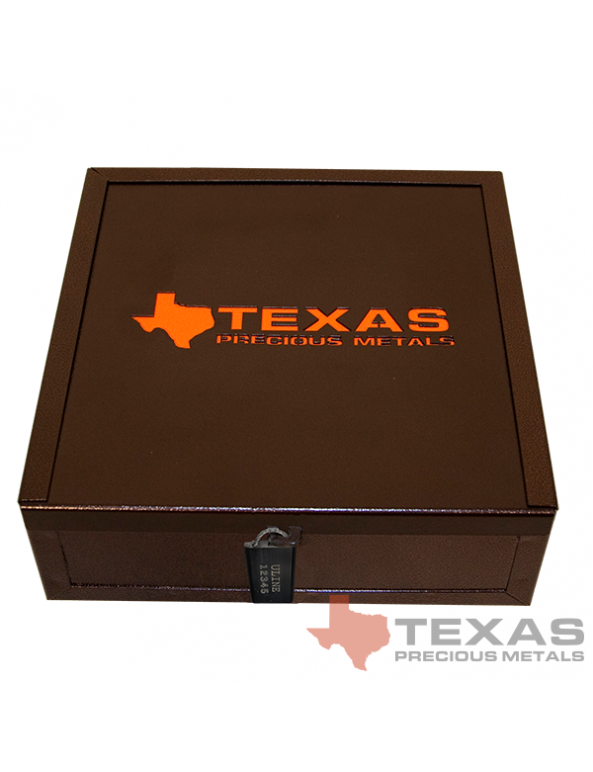 Buy Texas Silver Round Monster Box