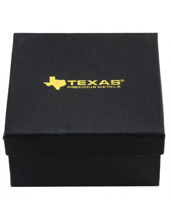 Buy 2019 Texas Gold Round with Wooden Display Case *Texas Edition*