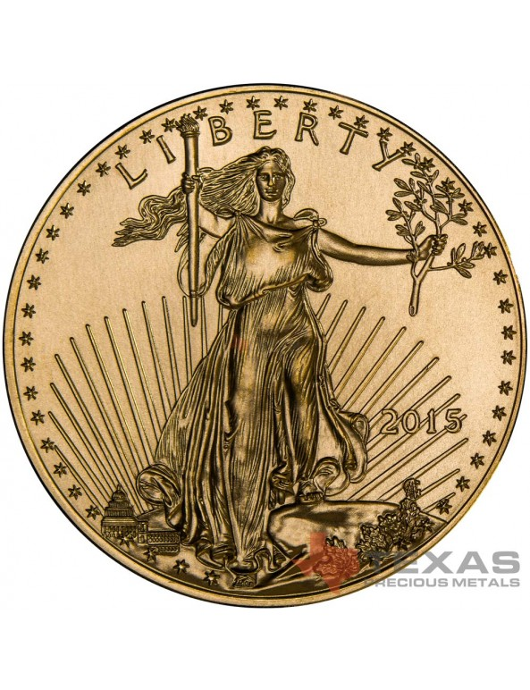 Buy 2015 American Gold Eagle Coin