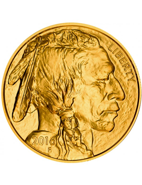 Buy 2016 American Buffalo Gold Coin