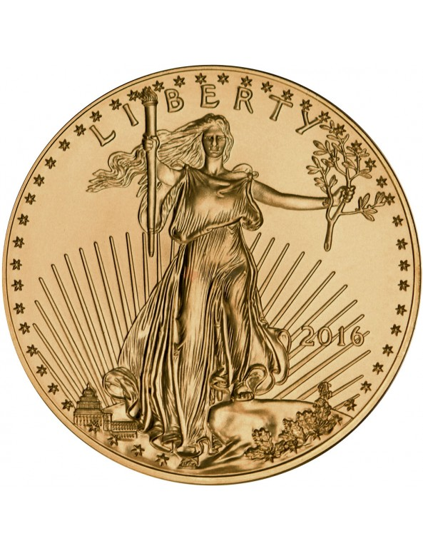 Buy 2016 American Gold Eagle Coin