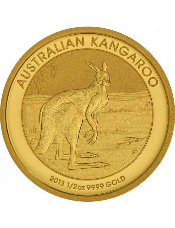 Buy 1/2 oz Australian Gold Kangaroos (Any Year)