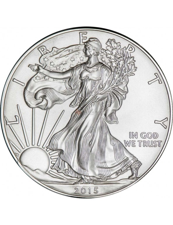 Buy 2015 American Silver Eagle Coin