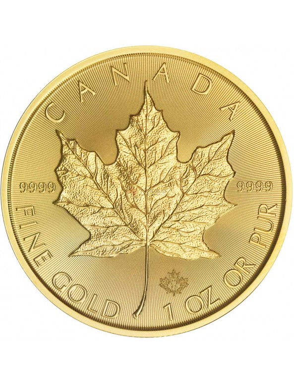 Buy 2017 Canadian Maple Leaf Gold Coin