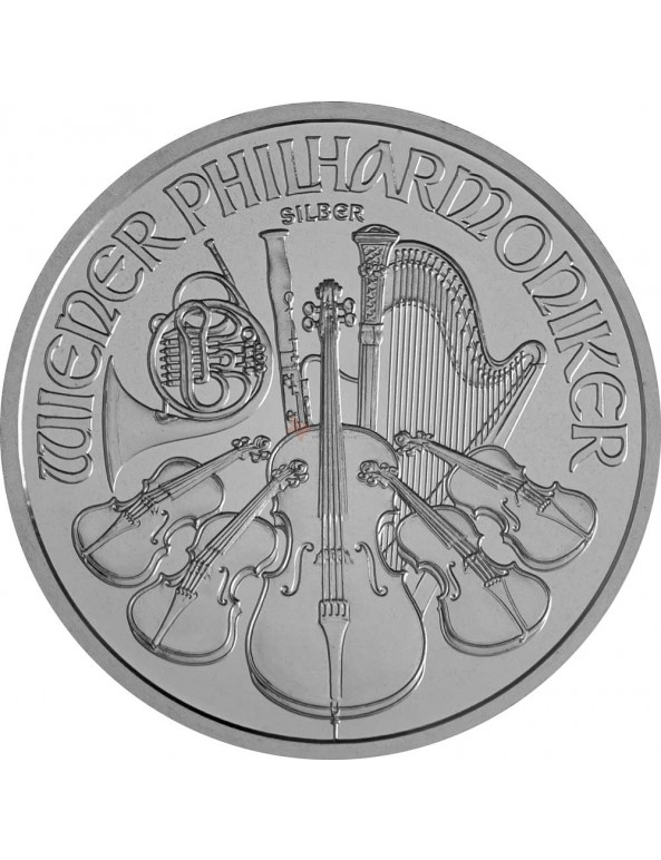 Buy Austrian Silver Philharmonic Coin (Any Year)
