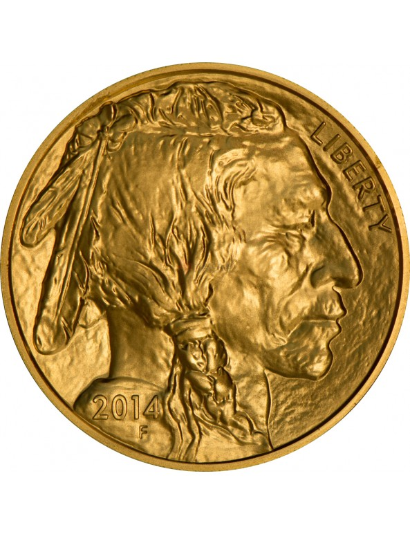 Buy 2014 American Buffalo Gold Coin