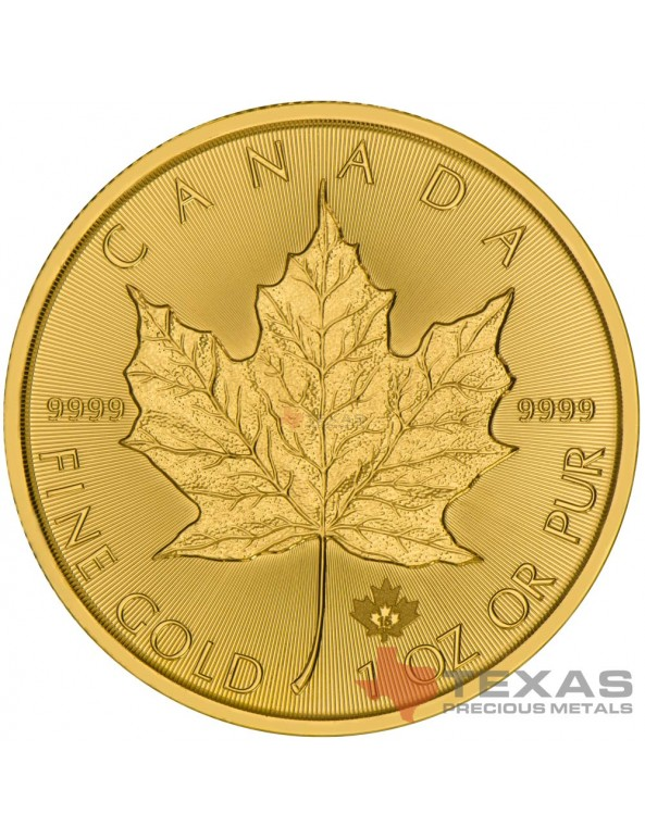 Buy 2015 Canadian Maple Leaf Gold Coin