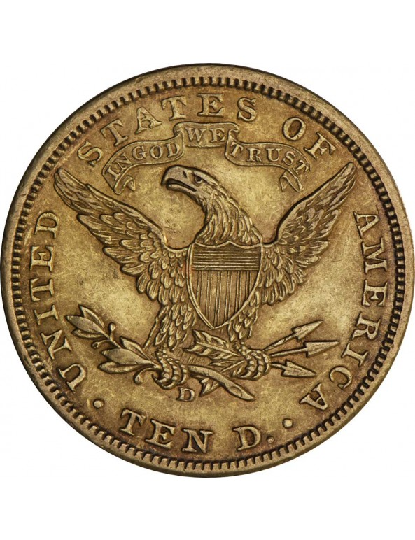 Buy $10 Liberty Gold Double Eagle XF (Dates Our Choice)
