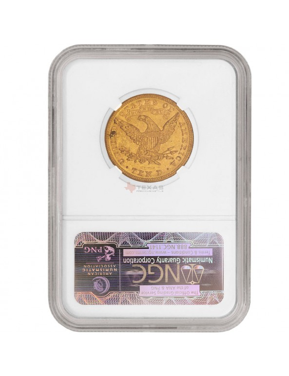 Buy $10 Liberty Gold Double Eagle - MS-62 PCGS/NGC (Dates Our Choice)