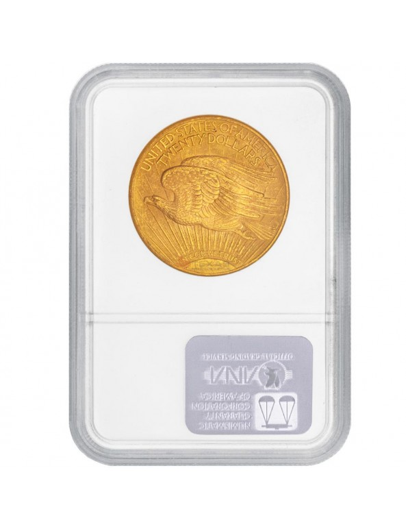 Buy $20 Saint-Gaudens Gold Double Eagle - MS-64 PCGS/NGC (Dates Our Choice)