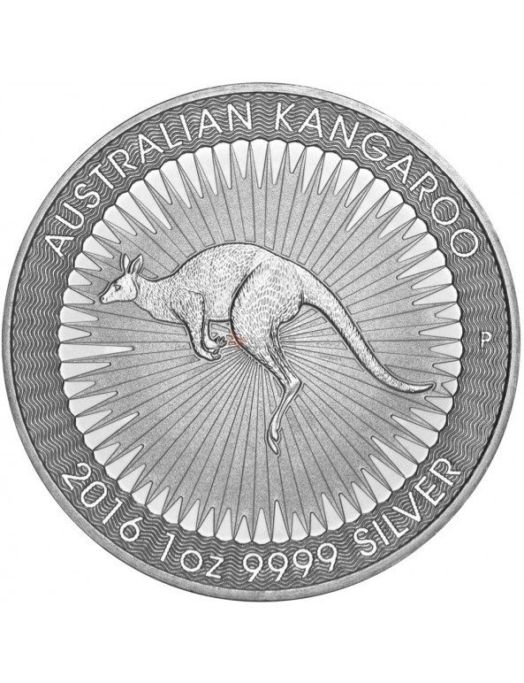 Buy 2016 Perth Mint Silver Kangaroo Mini-Monster Box (SEALED)