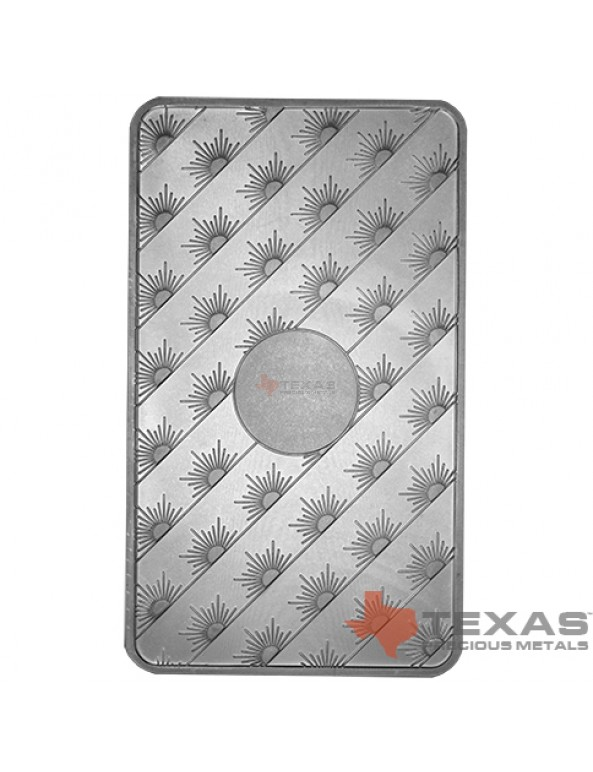 Buy 100 oz Sunshine Mint Silver Bars
