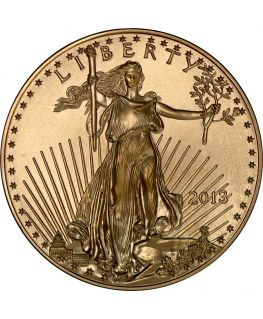 Buy 1/2 oz American Gold Eagle Coin (Any Year)