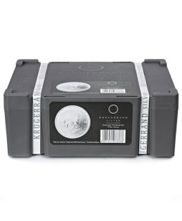 2021 South African Silver Krugerrand Monster Box