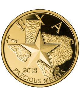 Buy 2018 Texas Gold Round