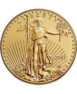 Buy 2021 American Gold Eagle Coin