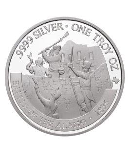 Buy 2021 Texas Silver Round